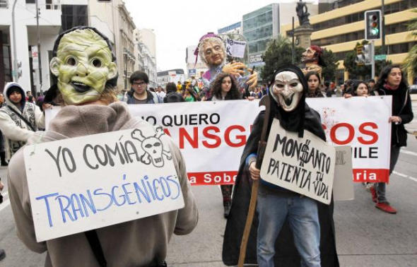 'March Against Monsanto' Draws As Many As 2 Million Globally
